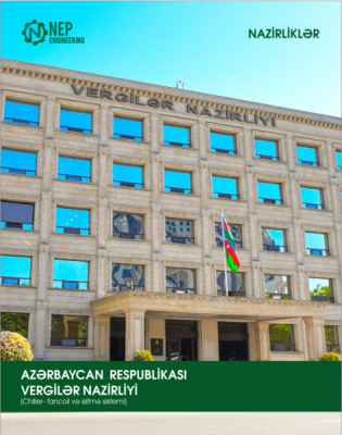 Chief administrative office of the Ministry of Taxes of the Republic of Azerbaijan: